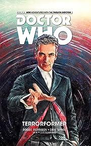 Doctor Who: The Twelfth Doctor Vol. 1: Terroformer
