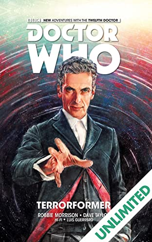 Doctor Who: The Twelfth Doctor Vol. 1: Terroformer