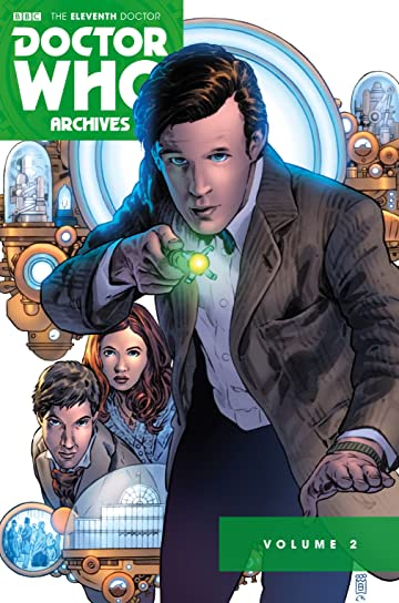 Doctor Who: The Eleventh Doctor Archives Vol. 2