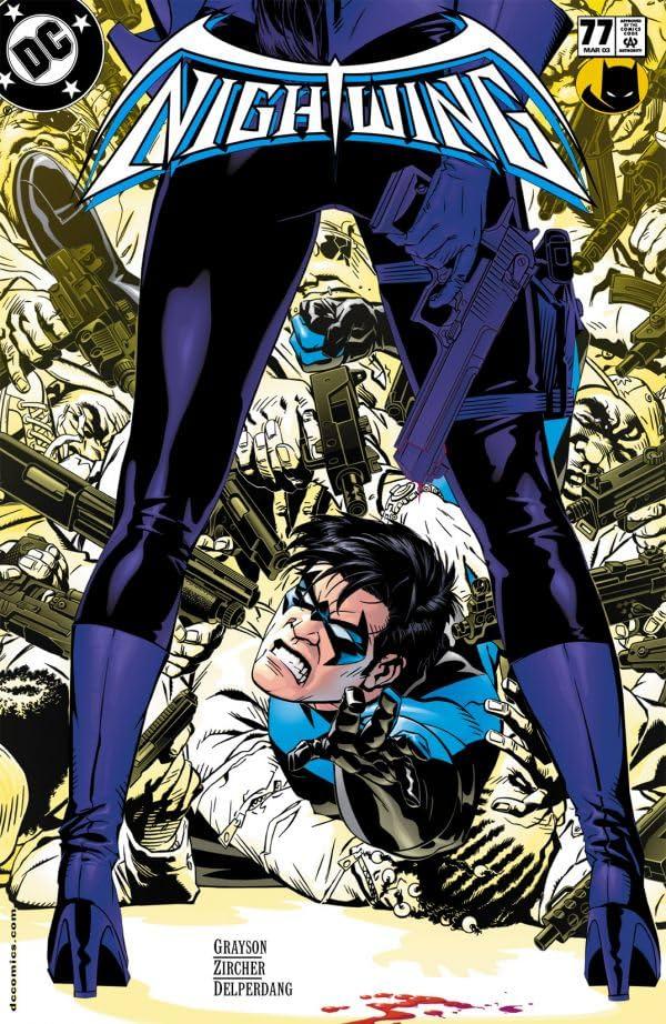 Nightwing (1996-2009) #77