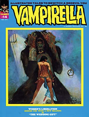 Vampirella (Magazine 1969-1983) #14