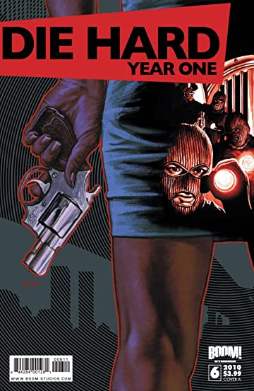 Die Hard: Year One #6 (of 8)