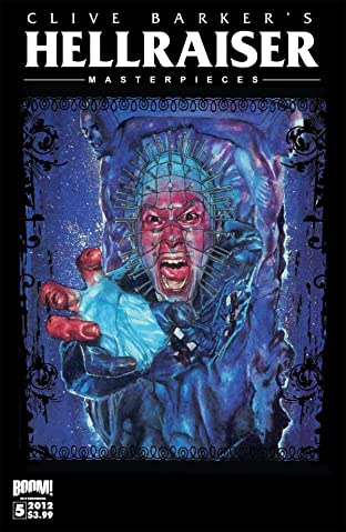 Hellraiser Masterpieces No.5