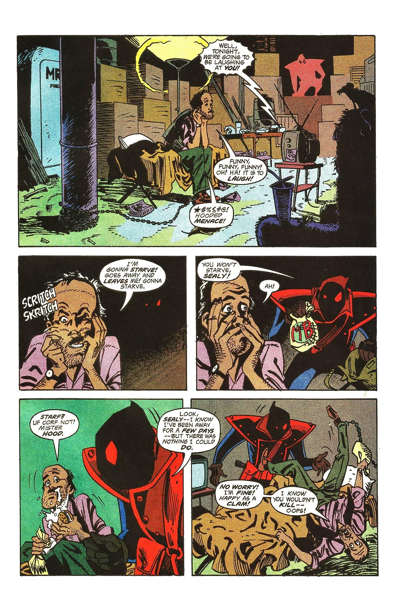 The Black Hood (Impact Comics) #8