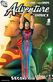 Adventure Comics (2009-2011) No.1
