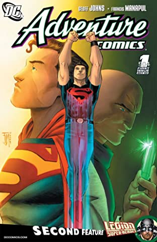 Adventure Comics (2009-2011) No.1