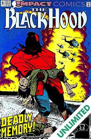 The Black Hood (Impact Comics) #9