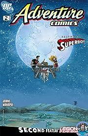 Adventure Comics (2009-2011) No.2