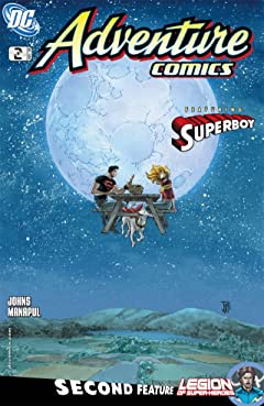 Adventure Comics (2009-2011) No.2
