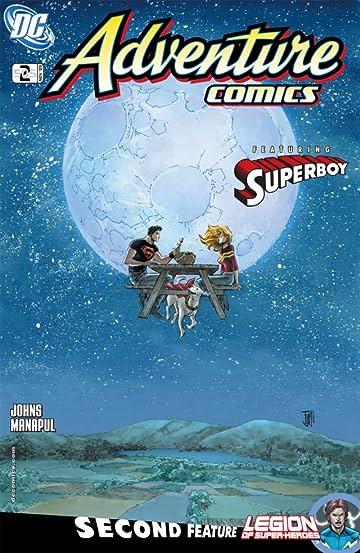 Adventure Comics (2009-2011) #2