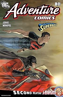 Adventure Comics (2009-2011) No.3