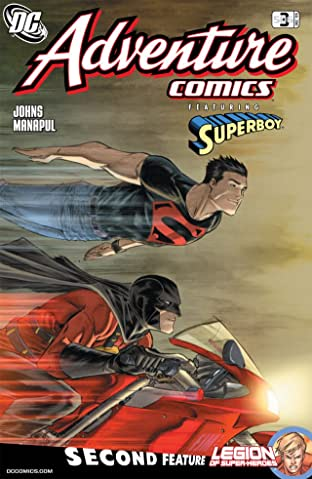 Adventure Comics (2009-2011) No.3