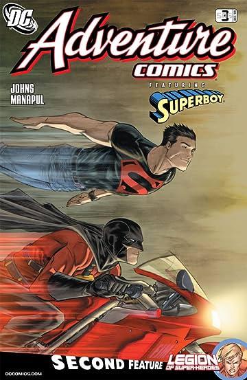 Adventure Comics (2009-2011) #3