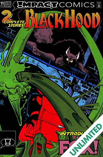 The Black Hood (Impact Comics) #11