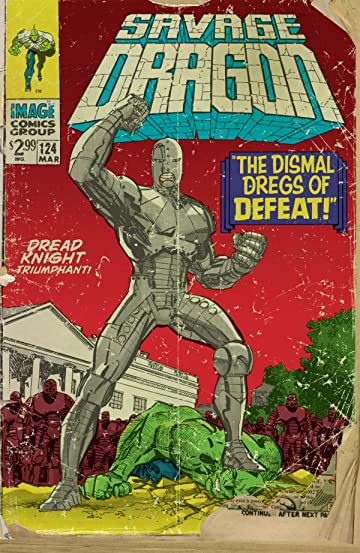 Savage Dragon #124