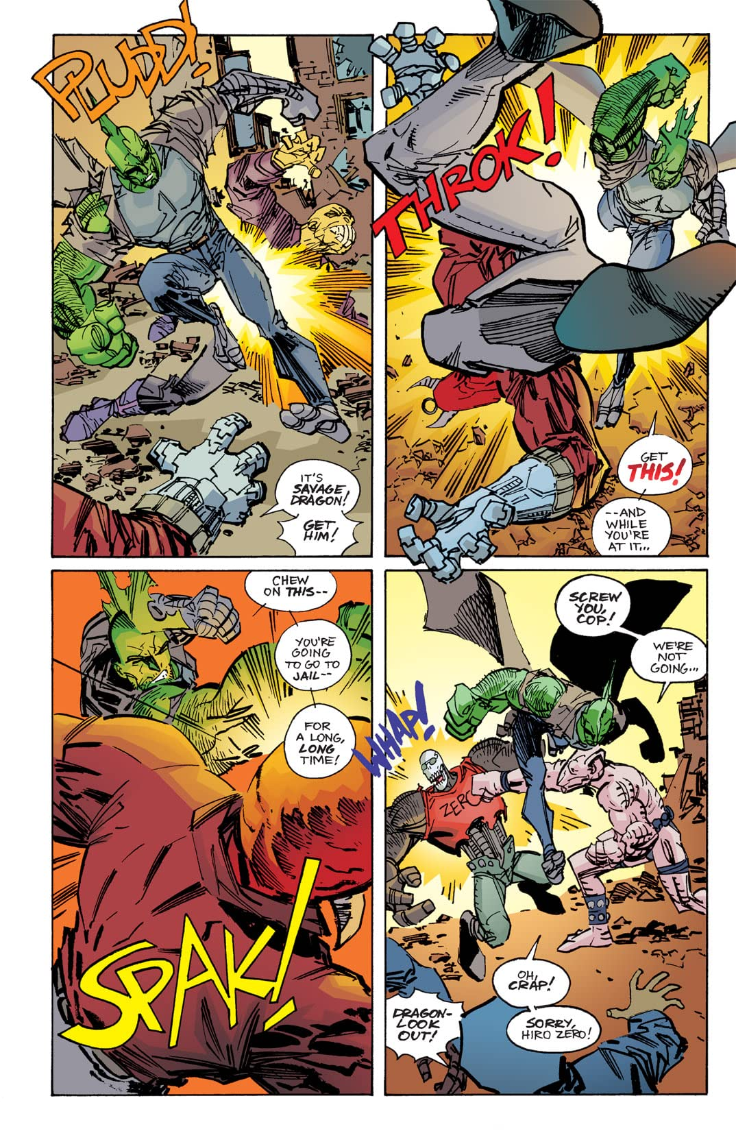 Savage Dragon #125