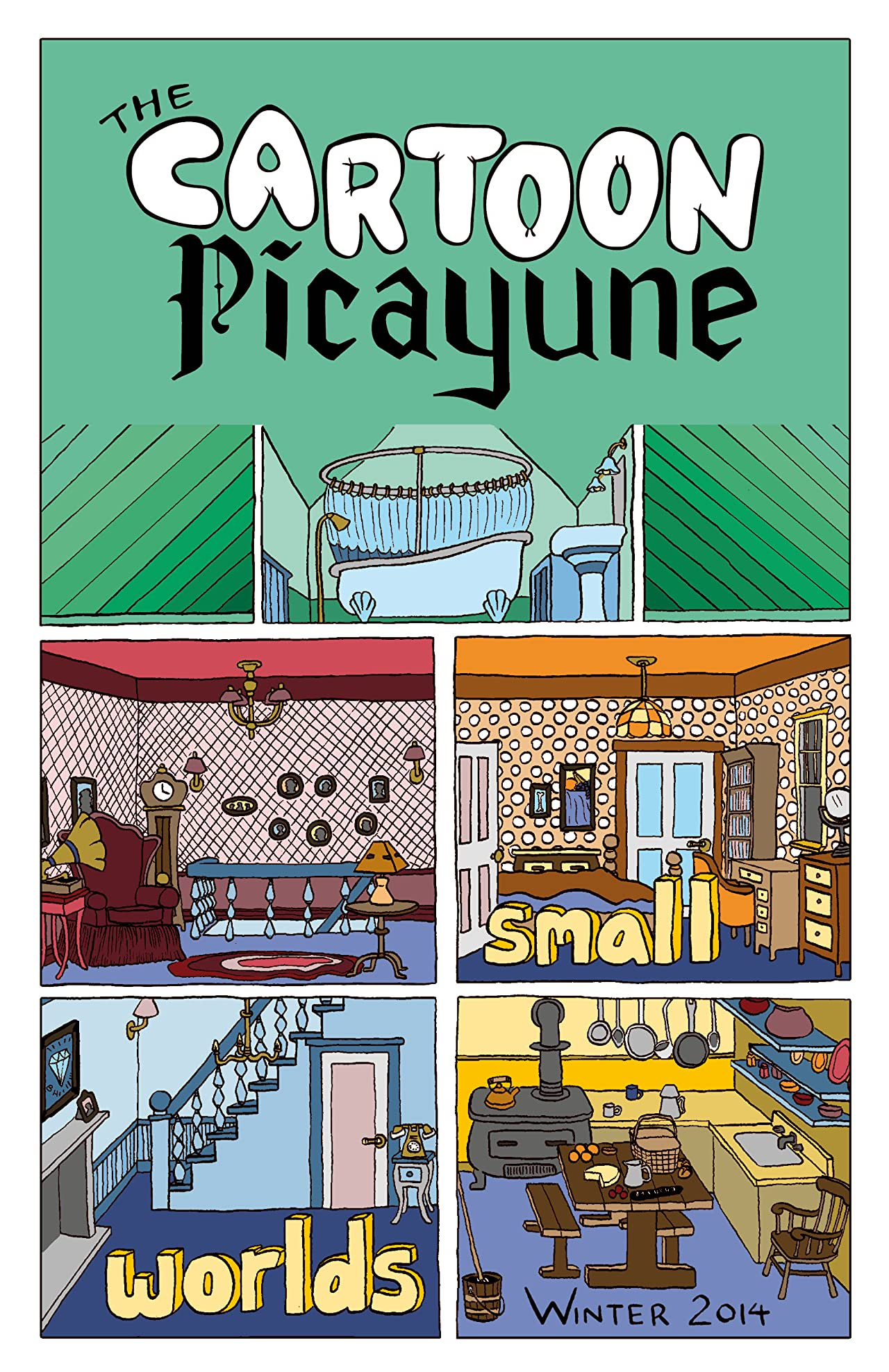 The Cartoon Picayune #6