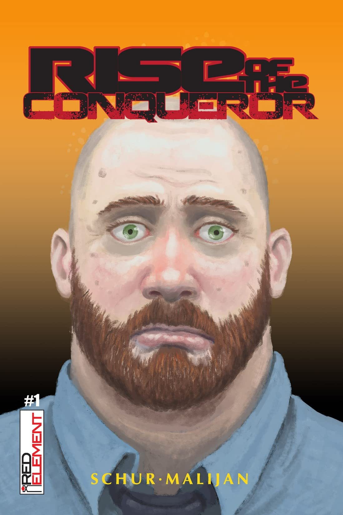 Rise of the Conqueror #1