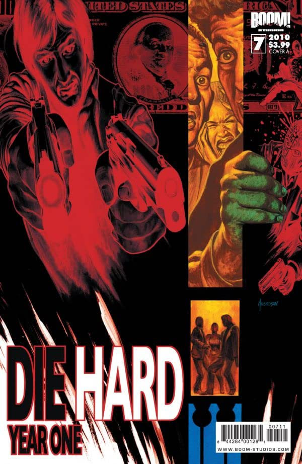 Die Hard: Year One #7 (of 8)