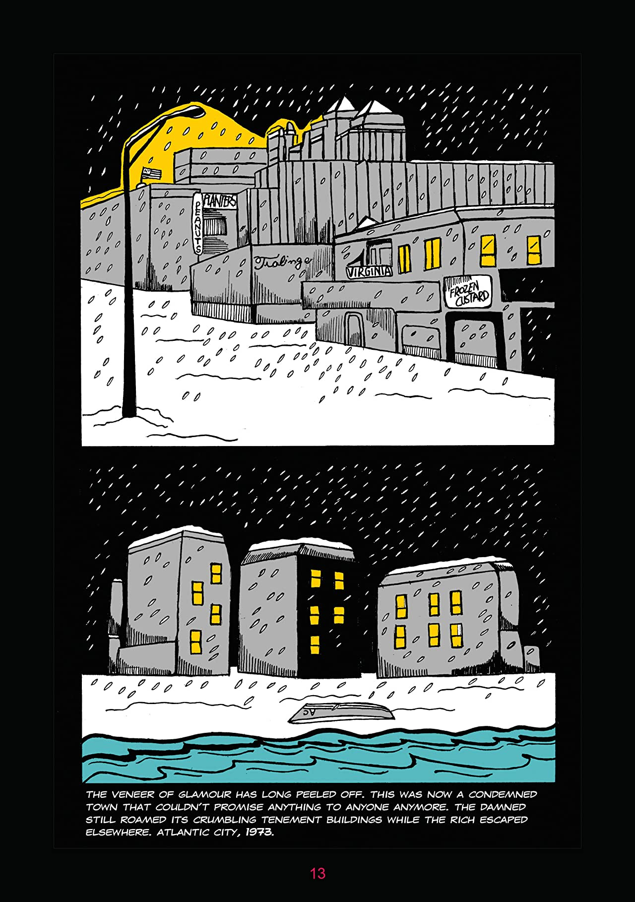 Moonshot: Town Without Pity