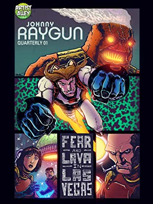 Johnny Raygun Quarterly #1
