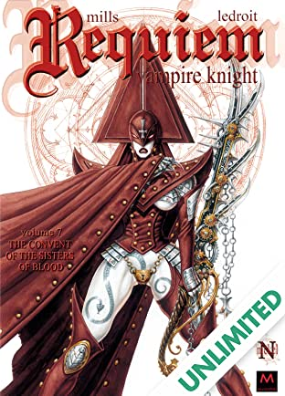 Requiem Vampire Knight Vol. 7: The Convent Of The Sisters Of Blood
