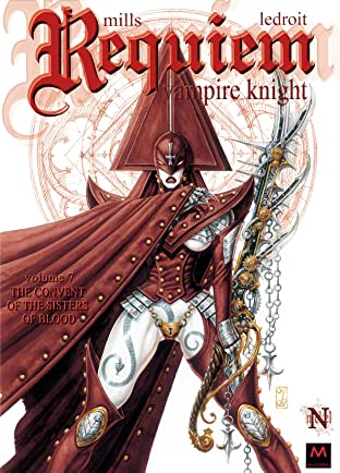 Requiem Vampire Knight Tome 7: The Convent Of The Sisters Of Blood