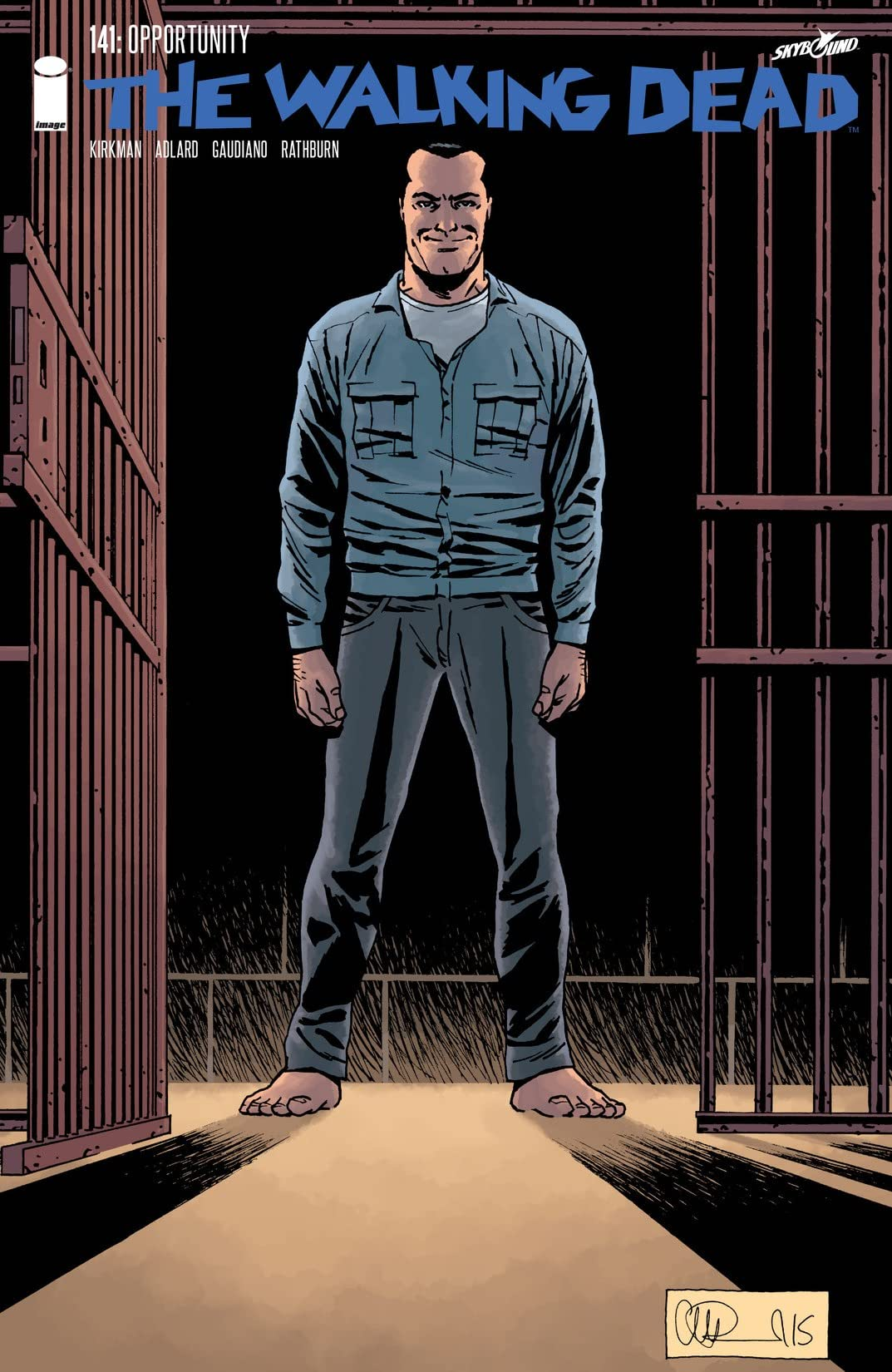 The Walking Dead #141