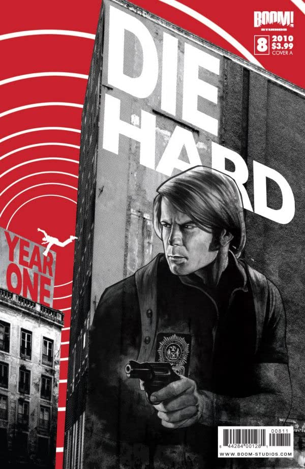 Die Hard: Year One #8 (of 8)