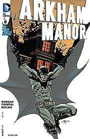 Arkham Manor (2014-2015) #6