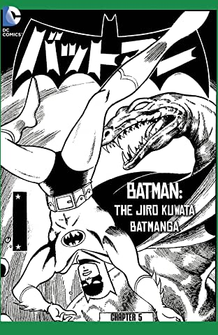Batman: The Jiro Kuwata Batmanga #39