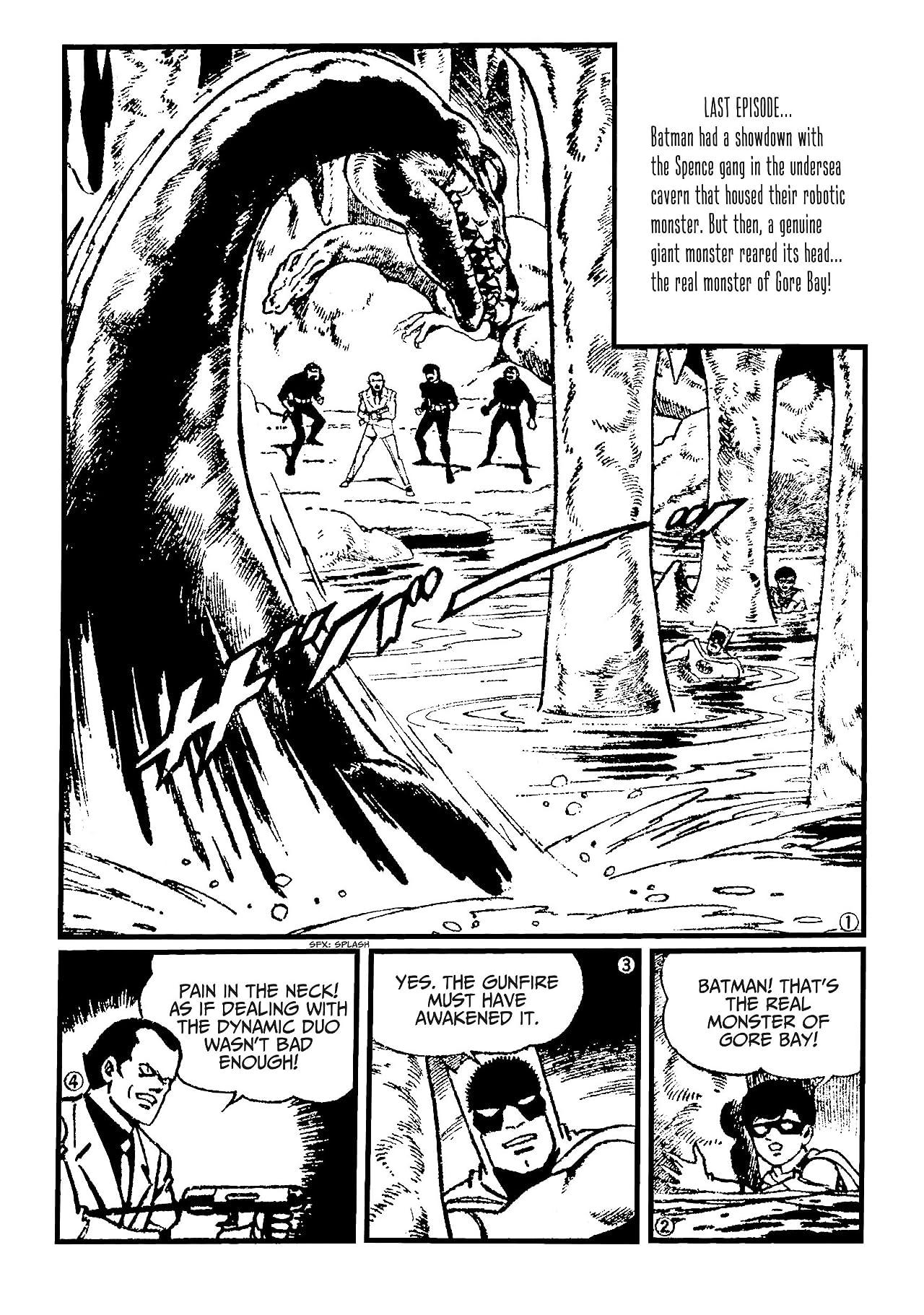 Batman: The Jiro Kuwata Batmanga #39