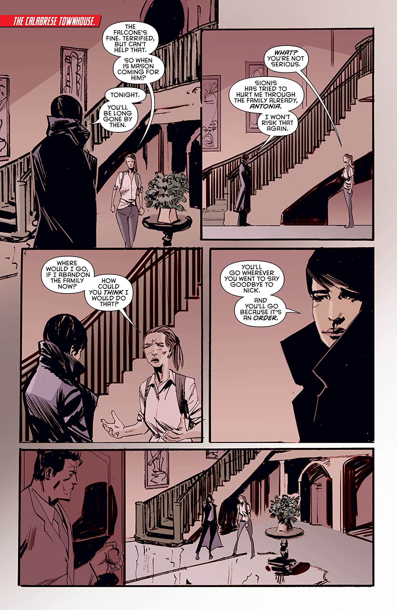 Catwoman (2011-2016) #40