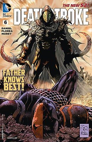 Deathstroke (2014-2016) #6