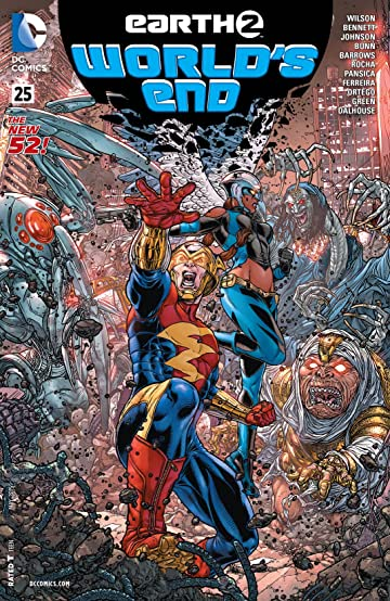 Earth 2: World's End (2014-2015) #25