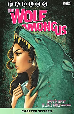 Fables: The Wolf Among Us No.16