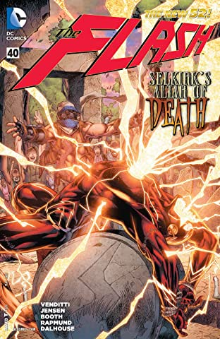 The Flash (2011-2016) #40