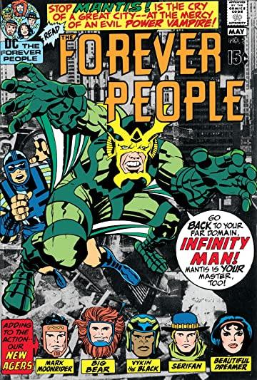 The Forever People (1971-1972) #2