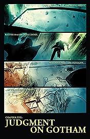 Gotham By Midnight (2014-2015) #5
