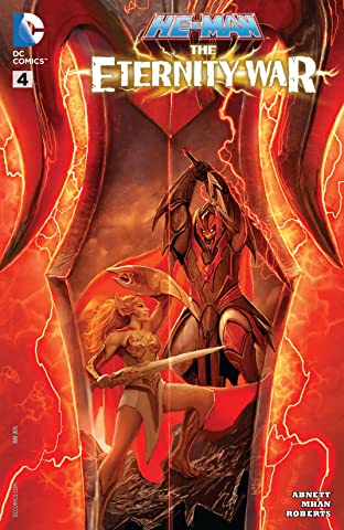 He-Man: The Eternity War (2015-) #4