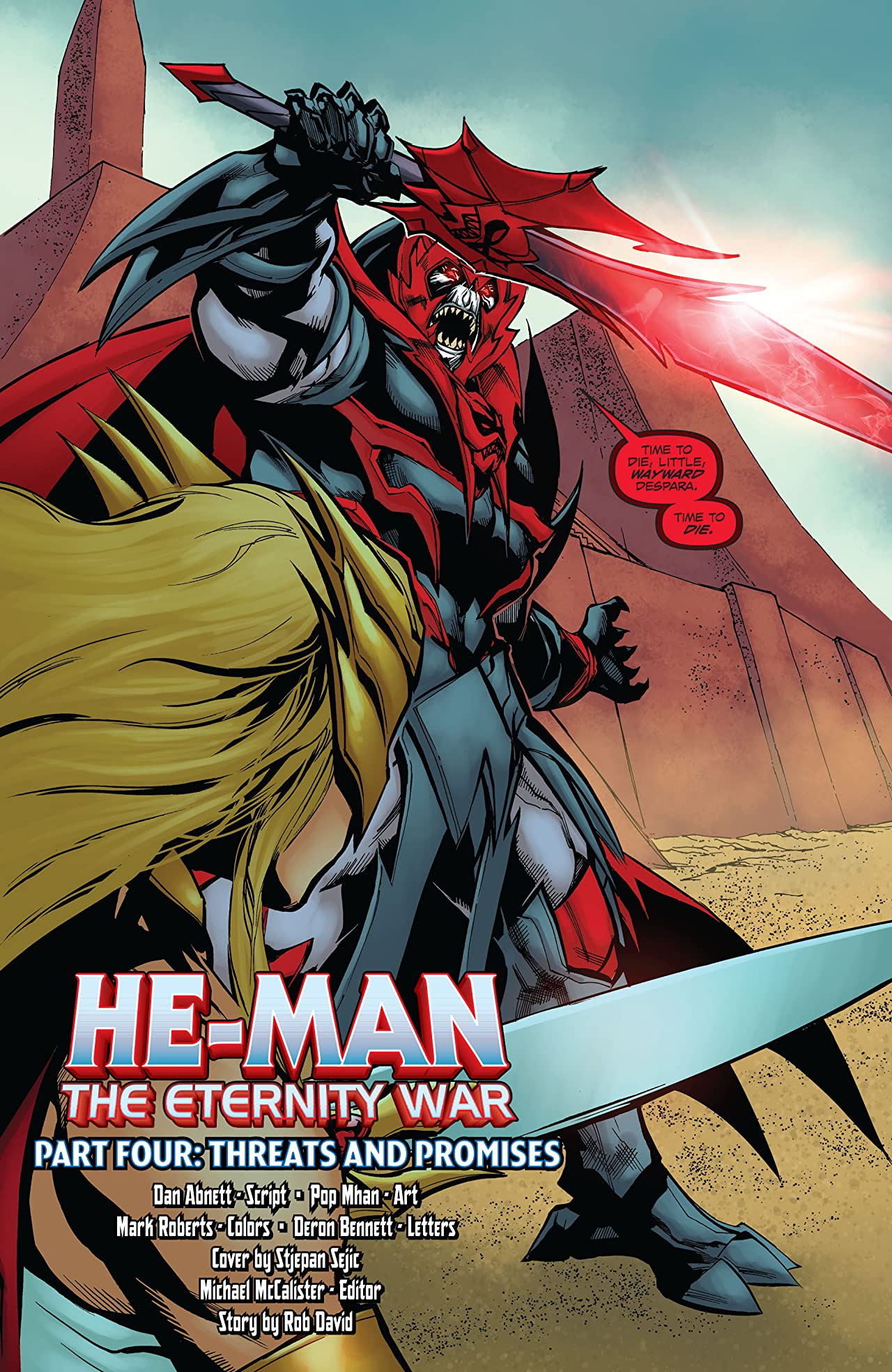 He-Man: The Eternity War (2014-2016) #4