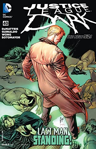 Justice League Dark (2011-2015) #40