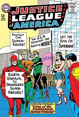 Justice League of America (1960-1987) #28