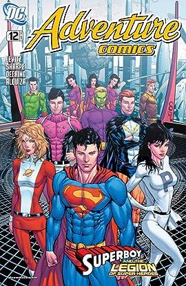 Adventure Comics (2009-2011) No.12