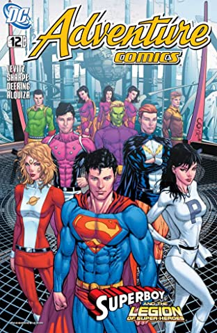 Adventure Comics (2009-2011) No.12