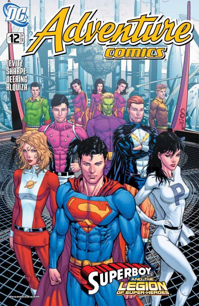 Adventure Comics (2009-2011) #12