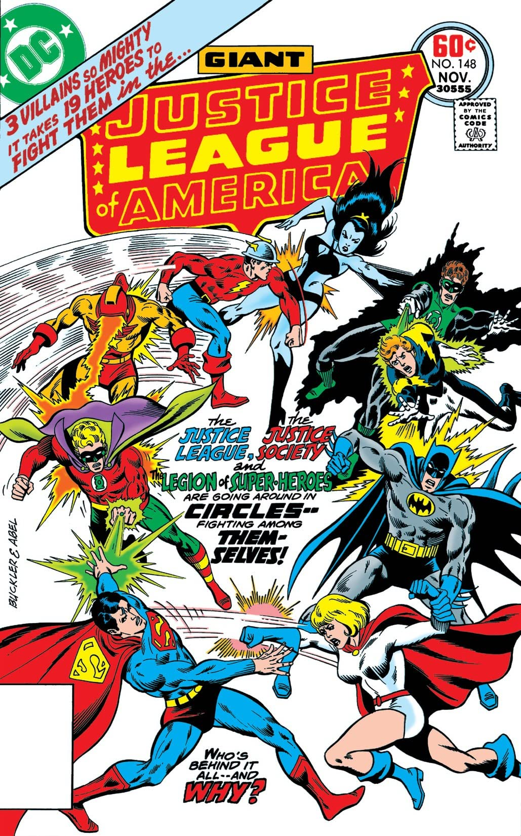 Justice League of America (1960-1987) #148