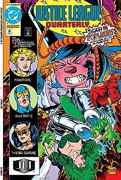 Justice League Quarterly (1990-1994) No.6