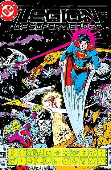 Legion of Super-Heroes (1984-1989) #12