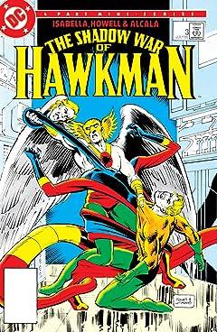The Shadow War of Hawkman (1985) #3